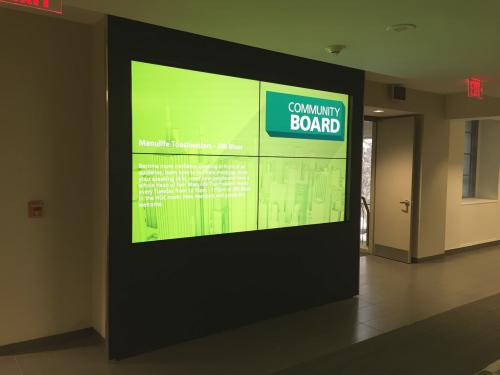 Manulife corporate screen