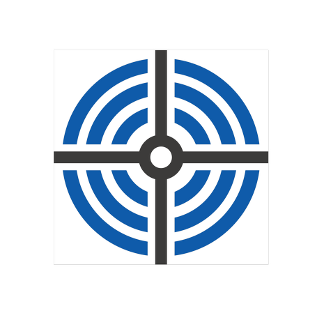 target icon with bull's eye