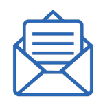 envelope icon subscribe to the newsletter