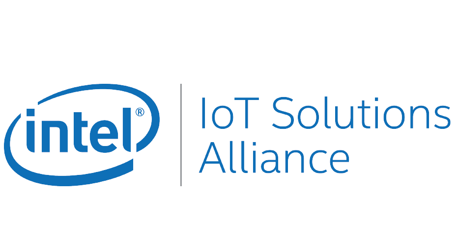 logo intel iot solutions alliance