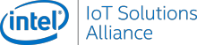 intel iot alliance logo