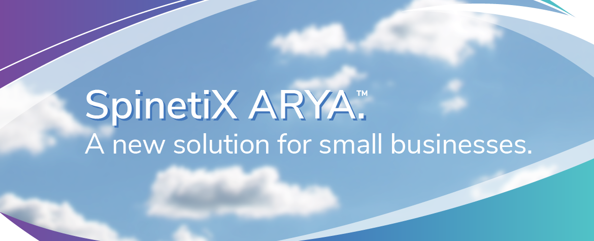 spinetix ARYA cloud solution