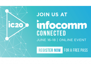 infocomm 2020 connected