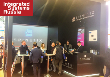 spinetix at integrated systems russia 2019