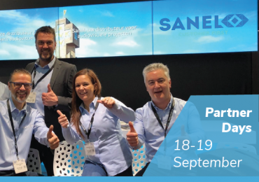 spinetix at sanel partner days