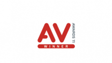 av award for digital signage spinetix